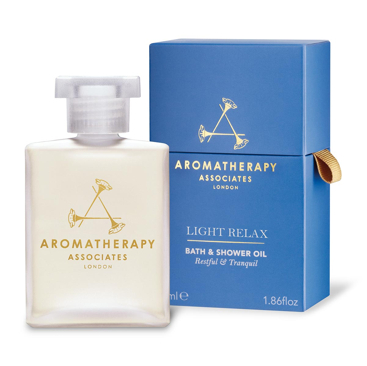 Light Relax Bath and Shower Oil